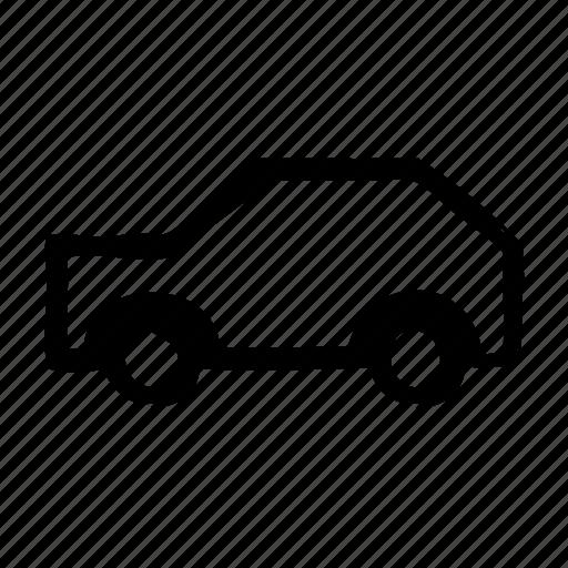 car, suv, transport, vehicle icon