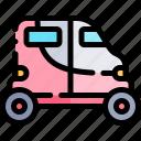 car, city, transport, transportation, vehicle icon