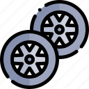 transport, transportation, vehicle, wheels icon
