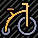 bike, transport, transportation, vehicle icon