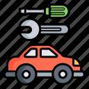 car, repain, carservice, repair, service, tool, work