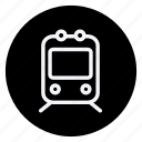 automation, bus, car, train, transport, transportation, vehicle icon