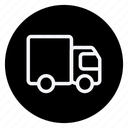automation, car, delivery car, transport, transportation, truck, vehicle icon