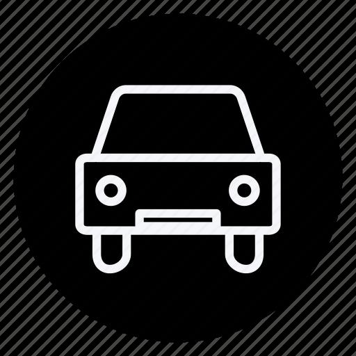 auto, automation, car, transport, transportation, van, vehicle icon