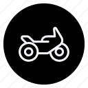 auto, automation, car, motorcycle, transport, transportation, vehicle icon