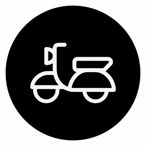 auto, automation, car, scooter, transport, transportation, vehicle icon