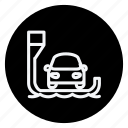 auto, automation, car, car changing oil, transport, transportation, vehicle icon