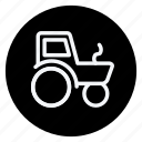 automation, car, carne, forklift, transport, transportation, vehicle icon
