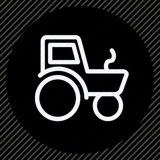 automation, car, carne, forklift, transport, transportation, vehicle icon