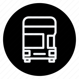 auto, automation, bus, car, train, transportation, vehicle icon
