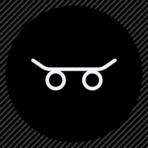 auto, automation, car, skate, transport, transportation, vehicle icon