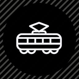 bus, car, transport, trollybus, truck, van, vehicle icon
