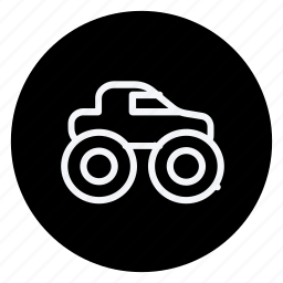 auto, automation, car, monstercar, transport, transportation, vehicle icon