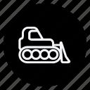 automation, car, crane, forklift, transport, transportation, vehicle icon