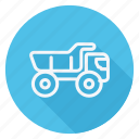 automation, bus, car, transport, transportation, truck, vehicle icon
