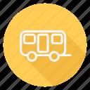 automation, car, transport, transportation, vehicle, bus, van