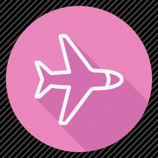 airplane, auto, automation, car, transport, transportation, vehicle icon