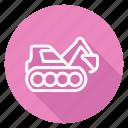 automation, car, crane, transport, transportation, truck, vehicle icon