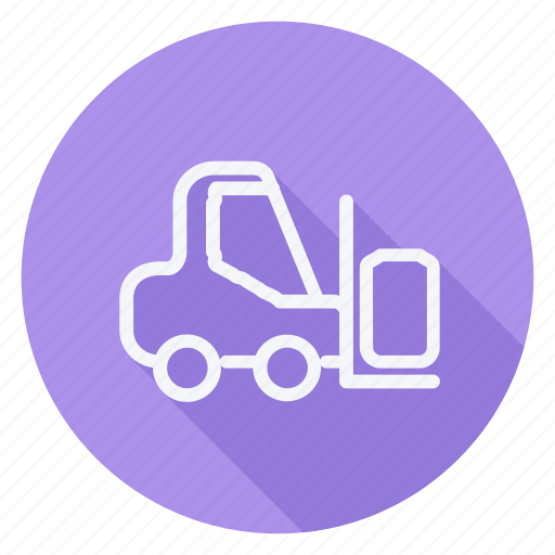 automation, car, forklift, transport, transportation, truck, vehicle icon