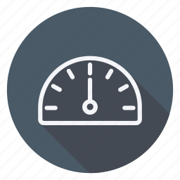 automation, car, dashboard, transport, transportation, vehicle, vehicle speedometer icon