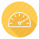 auto, automation, car, transport, transportation, vehicle, vehicle speedometer icon