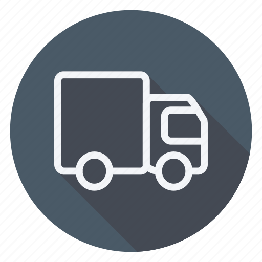 automation, bus, cargo, transport, truck, van, vehicle icon