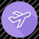 auto, automation, car, plane, transport, transportation, vehicle icon