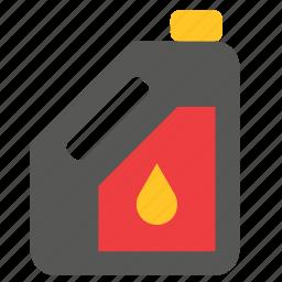 car, garage, oil, repair shop, transport, vehicle icon