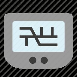 gps, map, navigation, plan, transport, travel, vehicle icon