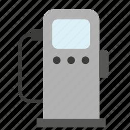 dispenser, fuel, gas, gasoline, petrol, station, transport icon