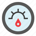 car, fuel, indicator, transport, vehicle icon