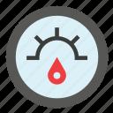 transport, vehicle, fuel, car, indicator