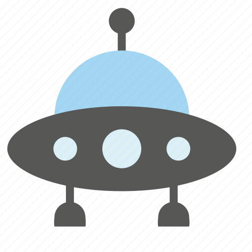 alien, extraterrestrial, ship, space, spacecraft, transport, vehicle icon