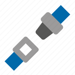 belt, car, seat, security, transport, vehicle icon