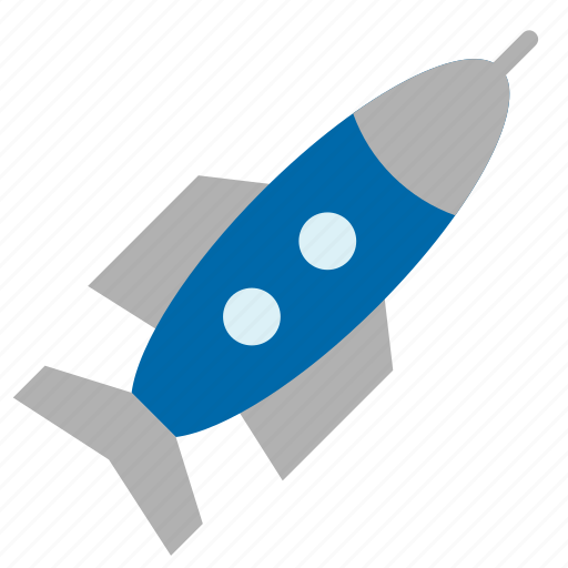 conveyance, rocket, ship, space, transport, travel, vehicle icon