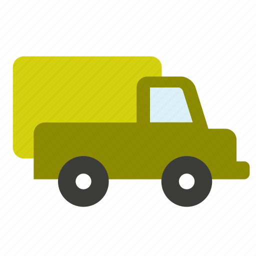 army, conveyance, military, transport, travel, truck, vehicle icon