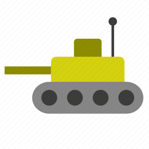 armed, army, military, tank, transport, vehicle, war icon