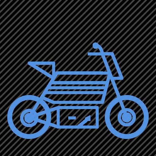 bike, sport, two, wheels icon