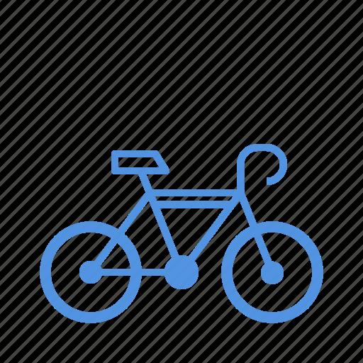 bike, cycle, mountain icon