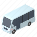 transportation, bus, vehicle, transport, public, road, map