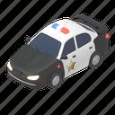 transportation, police, car, vehicle, transport, road, street