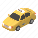 transportation, taxi, public, transport, vehicle, car