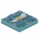 transportation, transport, shipping, ship, boat, logistic