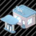 transportation, location, map, gas, station, transport, fuel