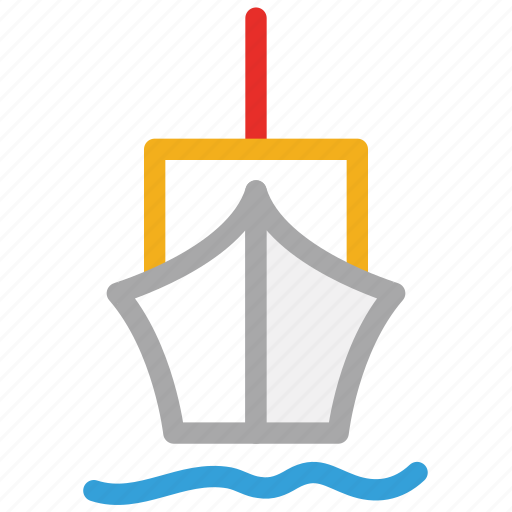 boat, ship, transportation, travel icon