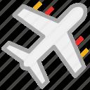 airbus, air flight, airplane, airliner
