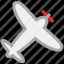 air jet, aircraft, airplane, flight icon