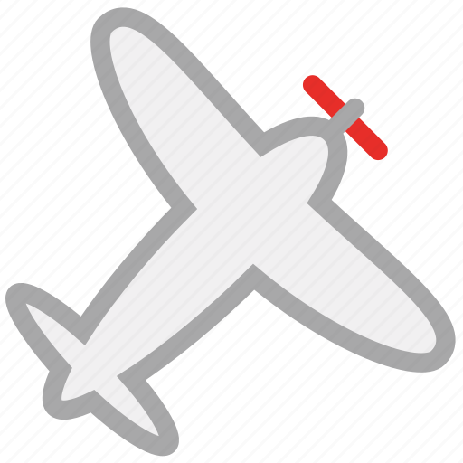 air jet, aircraft, airplane, flight icon