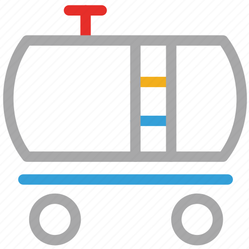 cargo train, cargo transport, delivery, delivery transport icon