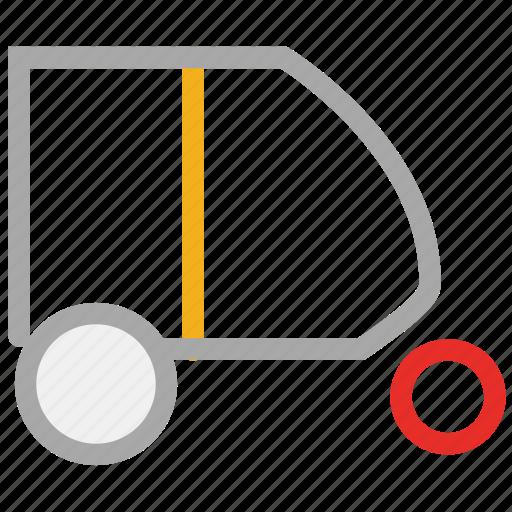 auto, auto rickshaw, rickshaw, transport icon